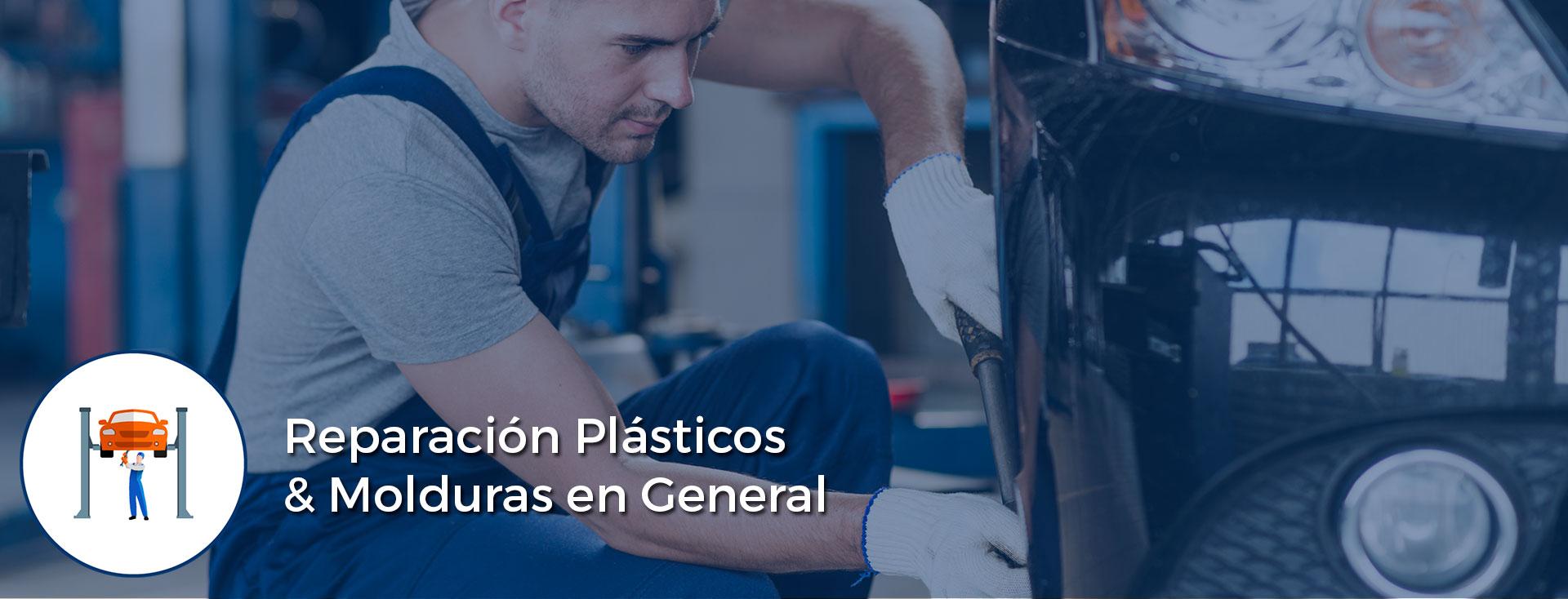 Reparación de Plásticos & Molduras