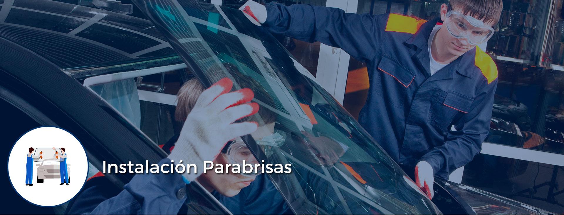 Repuestos, Parabrisas & Aires Acondicionados